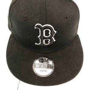 New Youth New Era Boston Red Sox SnapBack